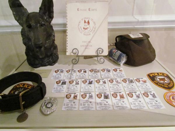 Police Dog Art