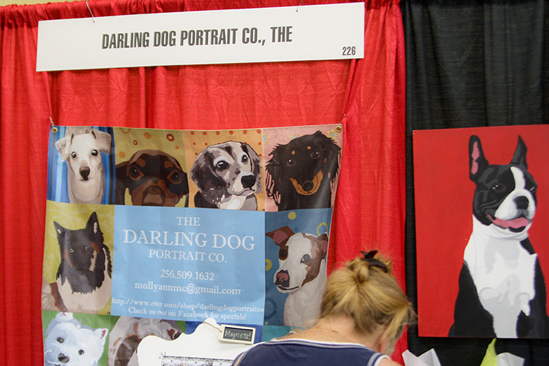 Darling Dog Portait Co